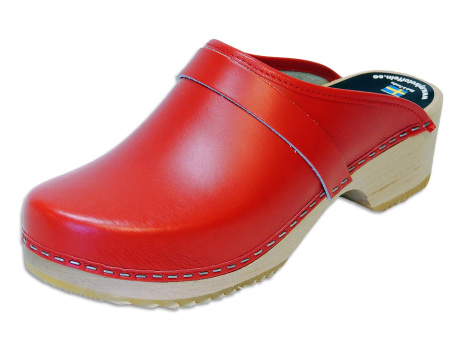 Classic Clog Red