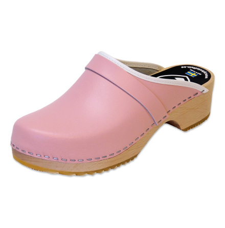 Classic Clogs  Pale Pink