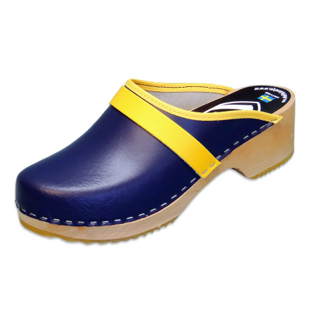 Classic Clog Sweden Blue