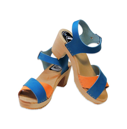 Clog Sandal Strelitia high heel