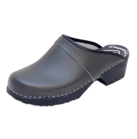 Classic Gray PU Men´s Clogs