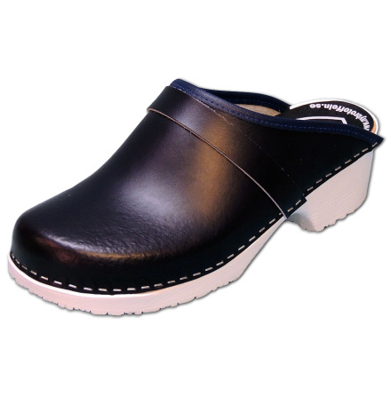 Classic Blue PU Men´s Clogs