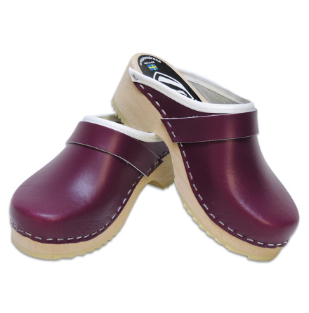 Classic Purple Children´s Clogs