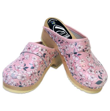Sakura Pink Children´s Clogs